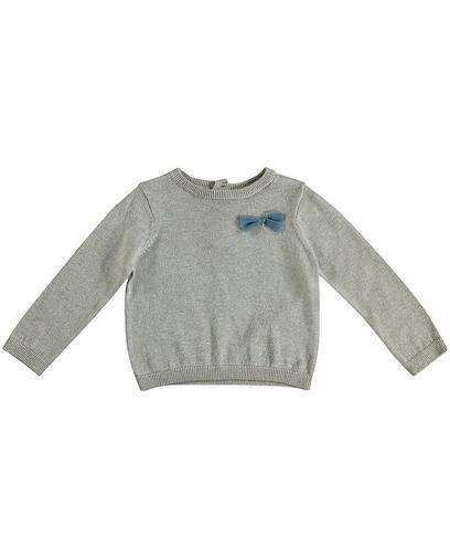 Pullover mit Metallfaden